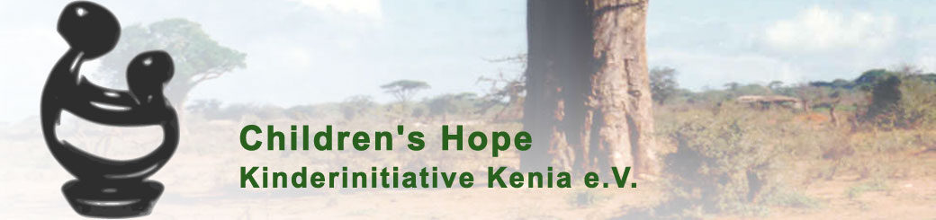 Childrens' Hope Kenia - Children's Hope – Kinderinitiative Kenia e.V.